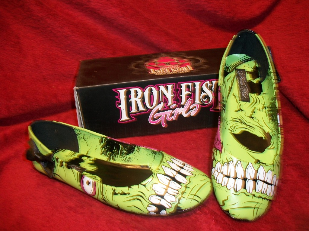 Zombie Shoes!