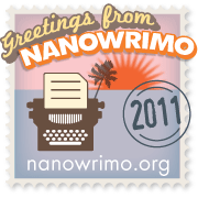 Hello #NaNoWriMo!
