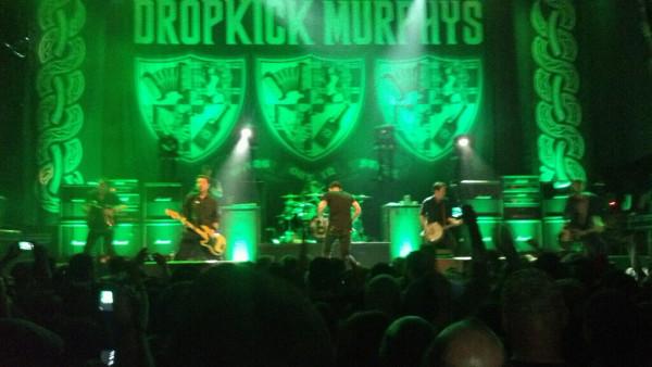 Dropkick Murphys own my heart.