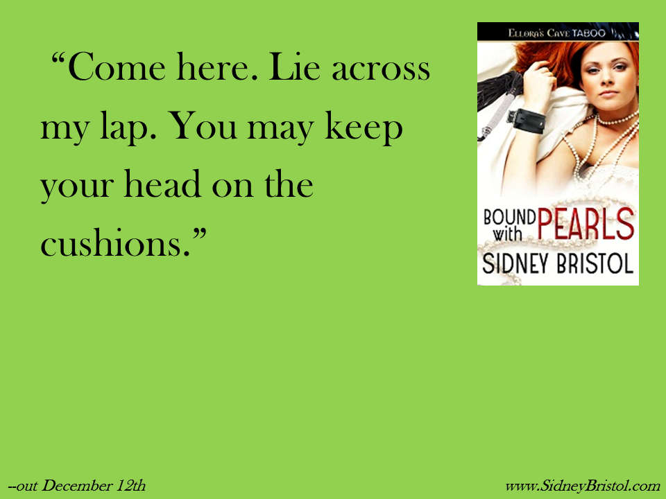 Bound with Pearls Quotes #3