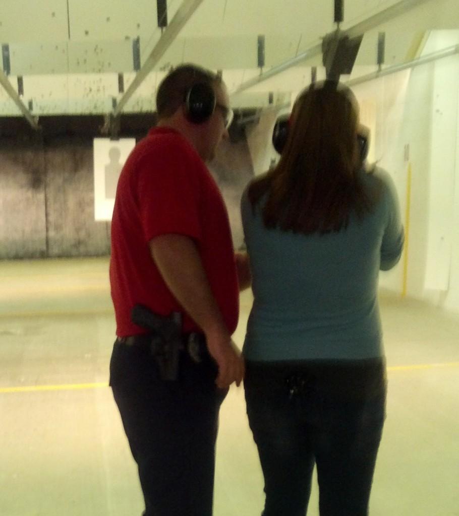 Cop School Guns 01