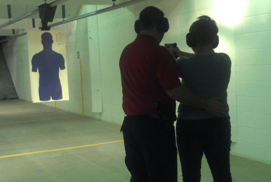 Cop School Guns 05