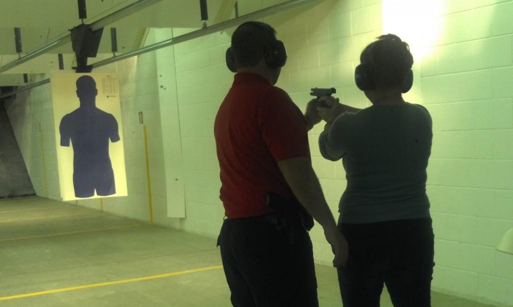 Cop School Guns 06