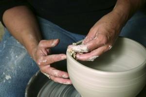 Sidney xch pottery wheel