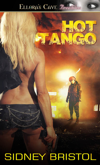 THIS JUST IN: HOT TANGO IS AT BARNES & NOBLE!!