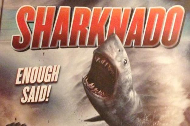 Shark Marathon!