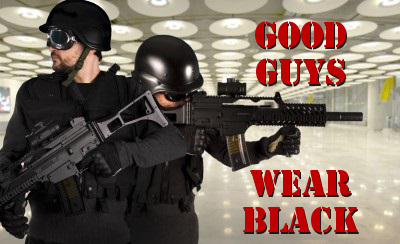 New Release: Hot Tango, Good Guys Wear Black #1