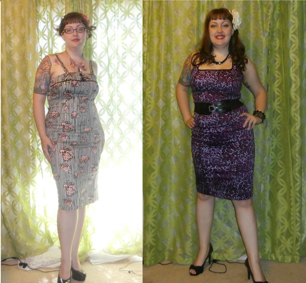 VooDoo Vixen Dresses smaller
