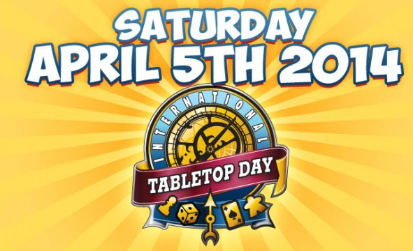 International Tabletop Day!