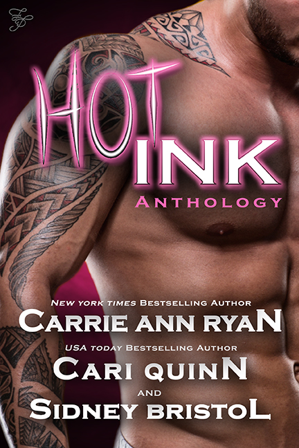 Hot Ink is out in the wild!