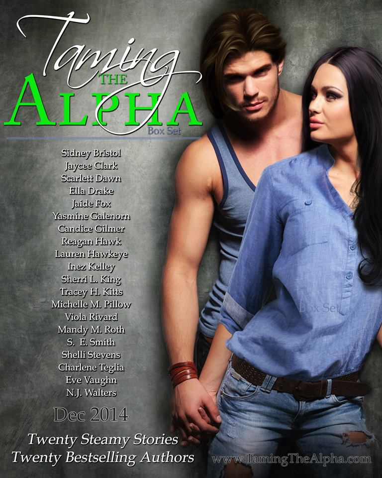 Announcing Taming the Alpha--and a new Bayou Bound story!