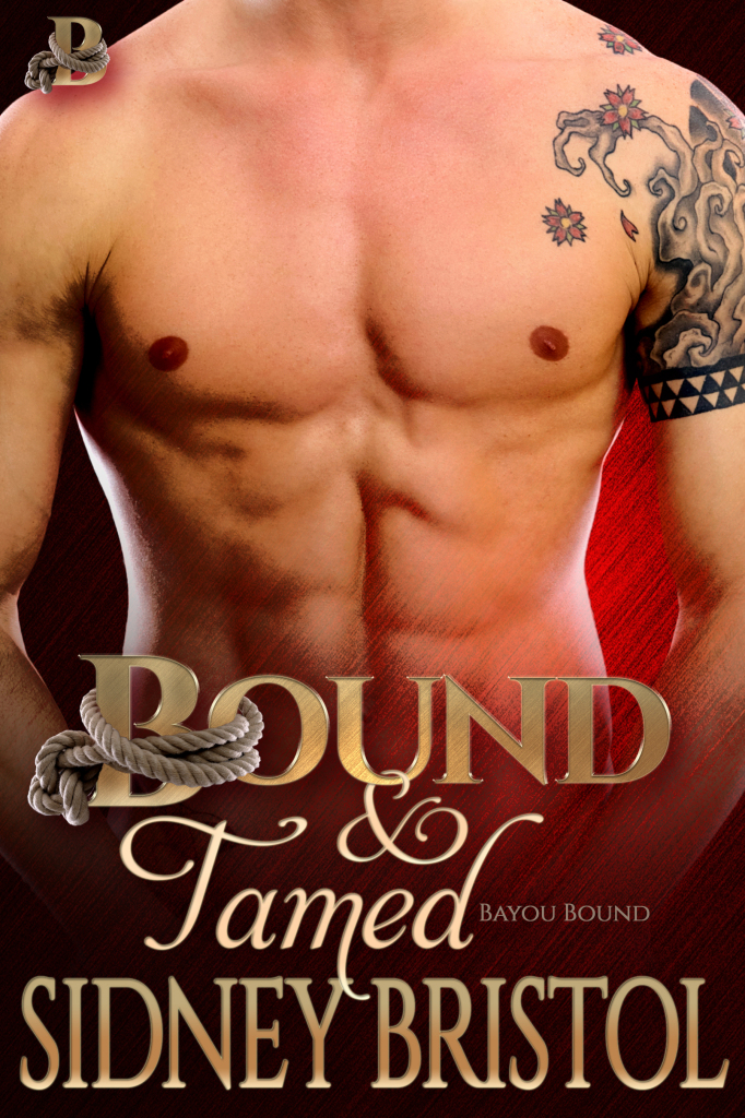 Check out the Bound & Tamed book trailer!