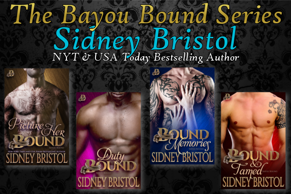 Bayou Bound Books 1-4 Meme