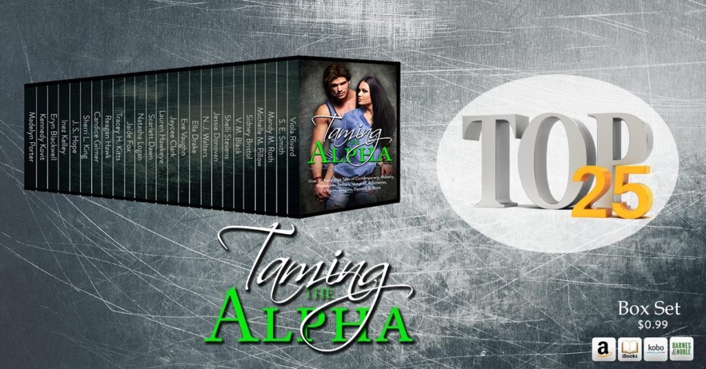 Taming the Alpha is in the top 25 on Amazon!