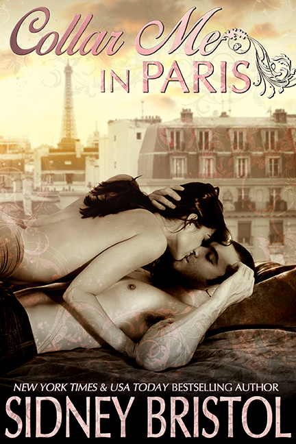 Check out the all new book trailer for Collar Me in Paris and pre-order links!
