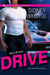 Cover reveal AND pre-order for Drive, Hot Rides 1!