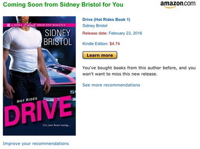 Drive Amazon Email