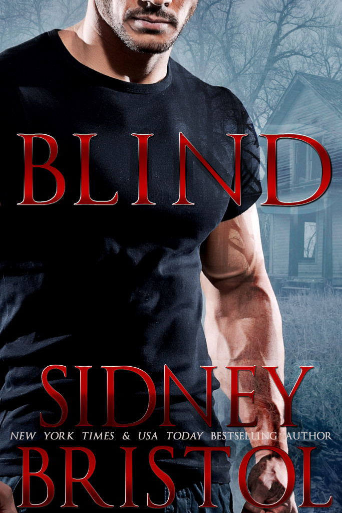 Cover Reveal: Blind
