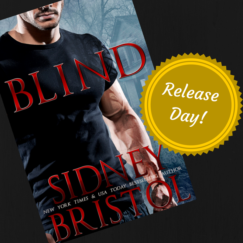 Blind is out in the wild!