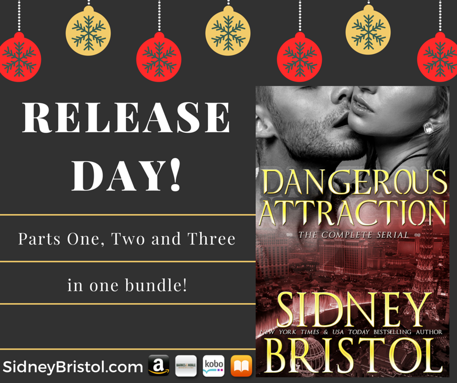 Dangerous Attraction: The Complete Serial is out in the wild!