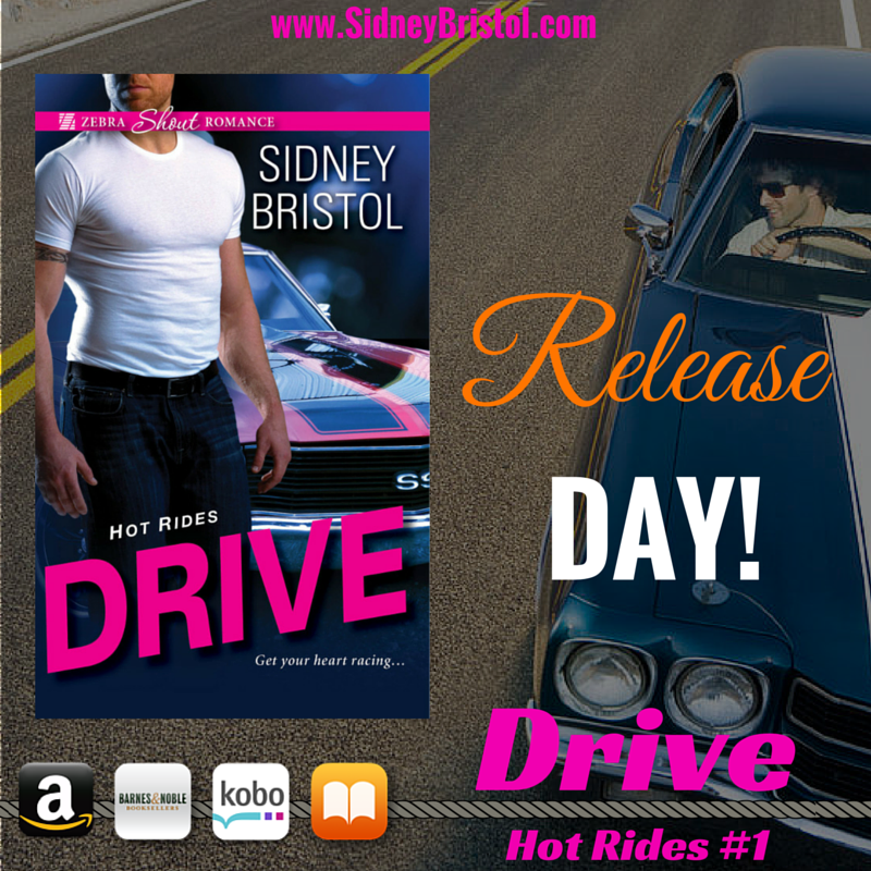 DRIVE is out in the wild!