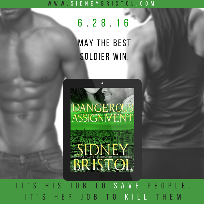 Dangerous Assignment Cover Reveal & Pre-Order!