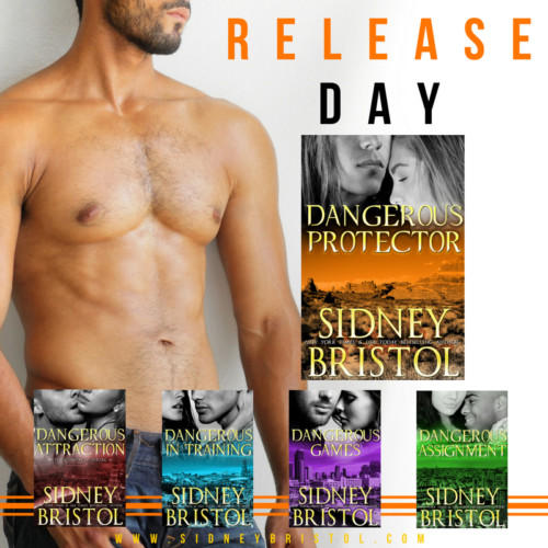 DANGEROUS PROTECTOR is out in the wild!