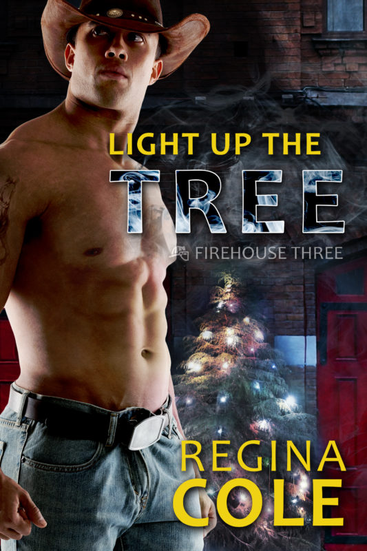 Light Up the Tree by Regina Cole