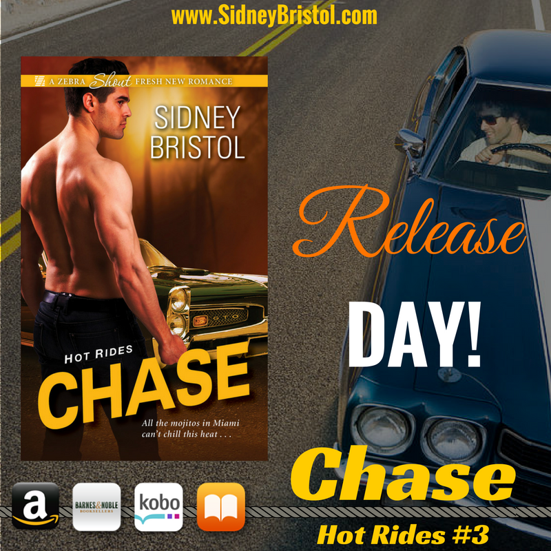 Chase, Hot Rides 3, is out in the wild!