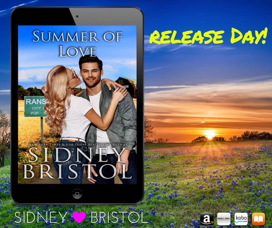 SUMMER OF LOVE is out in the wild!